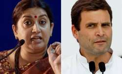 Smriti Irani, Rahul Gandhi, Supreme Court, Permanent Commission for women, Indian Army