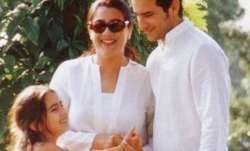 Sara Ali Khan's childhood photo with parents Saif and Amrita