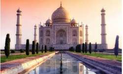 Donald Trump in India Trump to vist taj mahal trump security trum modi news