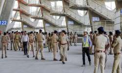 10K security personnel ensuring security to 'Namste Trump'