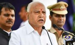 Karnataka CM Yediyurappa received threat calls from Saudi Arabia, Dubai following police firing in M