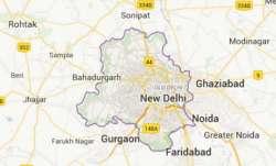 Delhi-Noida-Gurugram coronavirus map: Pockets with most COVID-19 cases