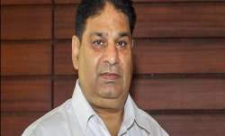 IOA secretary general Rajeev Mehta