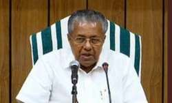 A file photo of Kerala CM Pinarayi Vijayan