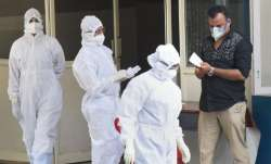 COVID-19 Pandemic: IAS officer among 9 test positive for