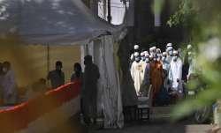 Tablighi Jamaat, Delhi, Nizamuddin West
