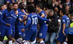 Chelsea will take on Leicester City