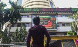 Sensex surges 900 pts on global cues; Nifty above 9,000; Axis Bank, Tata Motors up 4%