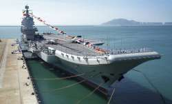 China's 2nd aircraft carrier begins sea trials to test weapons, equipment