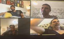 Akshay Kumar holds 6 am online script meeting for Bell Bottom