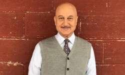 Anupam Kher announces digital launch of his play 'Kuch Bhi Ho Sakta Hai'