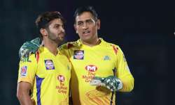 Harbhajan Singh recalls MS Dhoni's calm approach when Shardul was getting hit in IPL match
