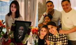 Riddhima Kapoor misses father Rishi Kapoor on one month death anniversary