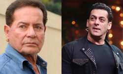Salim Khan opens up about how he celebrated Eid without son Salman Khan this year