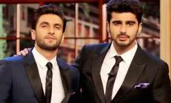 'Hera Pheri' with Ranveer Singh on Arjun Kapoor's wishlist