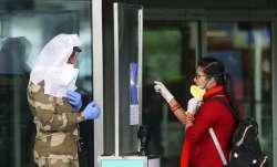 coronavirus India, lockdown, airport