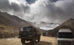 India China stand off, Ladakh