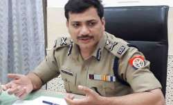 Kanpur IG Mohit Agarwal pays fine for not wearing mask in public