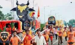 COVID-19: UP's Muzaffarnagar, Shamli districts seal borders to prevent entry of kanwariyas