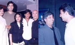 Karan Johar's throwback photo with Shah Rukh Khan, Gauri, Akshay Kumar and others take internet by s