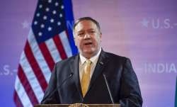 Pompeo speaks to foreign ministers of Australia, Brazil, India, Israel, S Korea on COVID-19 situatio