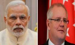 PM Modi to hold virtual Summit with Australian PM Morisson today; talks over bilateral relations on