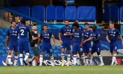 Chelsea survived late scare as they climbed to third