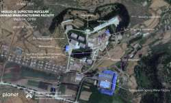 Satellite images show previously undeclared N.Korean facility