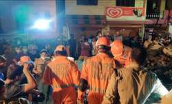 3 dead as building collapses in Chukkuwala, Dehradun; several feared trapped