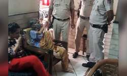 Old woman accidently locks herself in bed-box, rescued in time due to CCTV footage