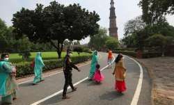 Qutub Minar, Red Fort, Safdarjung Tomb among 173 Delhi monuments open from today