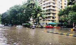 Water-logging and incidents of tree/branch falling were reported in Mumbai, causing traffic jams. In