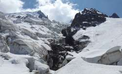 Mont Blanc mountains France french glaciers