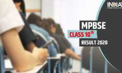 MPBSE Class 10 result 2020 to be declared tomorrow
