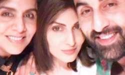 Neetu, Ranbir Kapoor, Karan Johar NOT coronavirus positive, clarifies Riddhima Kapoor Sahni: While f