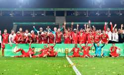 Bayern Munich win German Cup final to seal 13th domestic double