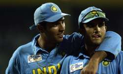 yuvraj singh, sourav ganguly, happy birthday sourav ganguly, sourav ganguly birthday