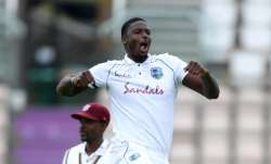England vs West Indies: Jason Holder bowls his best to take six-wicket haul in Southampton