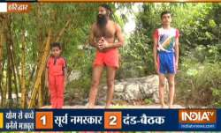 Is your child getting irritated after online study? Swami Ramdev shares tips to cheer up his mood