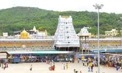 17 Tirumala Tirupati Devasthanams staff test coronavirus positive