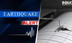 Magnitude 4.3 earthquake hits Diglipur, Andaman and Nicobar island
