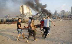 Beirut blast caused by 2,750 tonnes of Ammonium Nitrate explosion