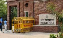DU online open book exam begins
