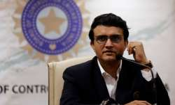 BCCI chief Sourav Ganguly