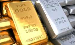 Gold, silver prices touch record levels