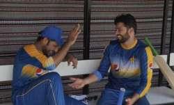 Sarfaraz Ahmed and Azhar Ali