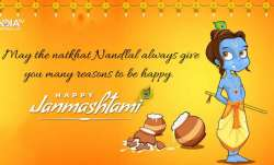 Happy Janmashtami 2020: Wishes, Quotes, HD Images of Lord Krishna to send to your loves ones