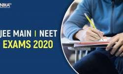 JEE main, jee neet, jee news, jee main news, jee 2020, jee mains exam date, jee mains update