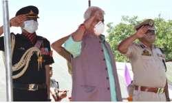 Manoj Sinha takes charge as new Lieutenant Governor of Jammu and Kashmir