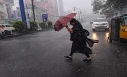 Heavy rain in many parts of Odisha in next few days: MeT